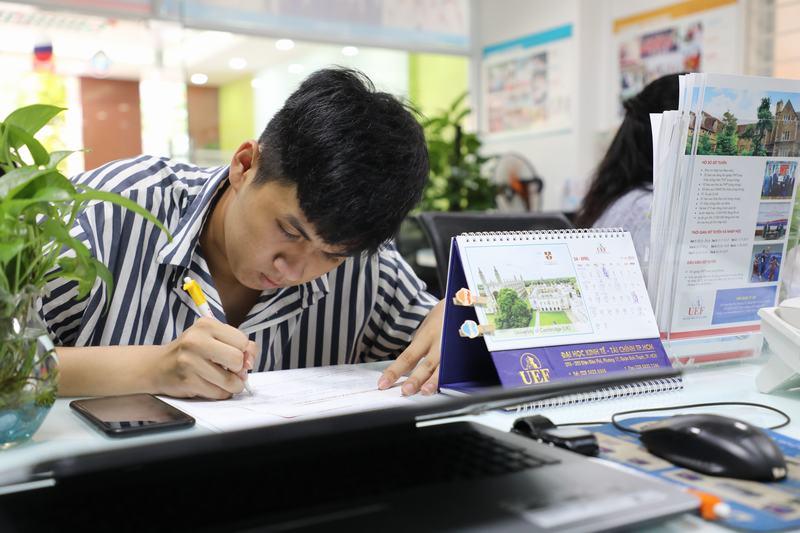 hồ sơ học bạ 8