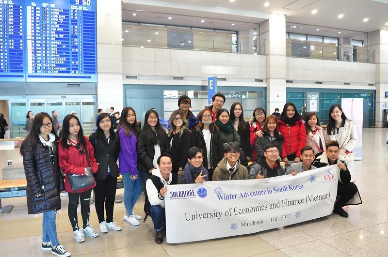 Ngành Ngôn ngữ Hàn Quốc UEF