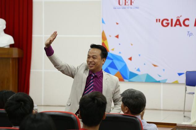 """UEF phát động cuộc thi """"Ý tưởng kinh doanh - Business idea 2017"""""""