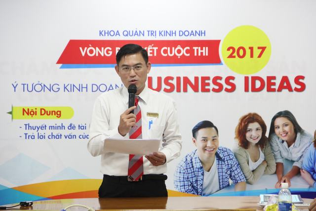 Business Ideas 2017 - UEF 1