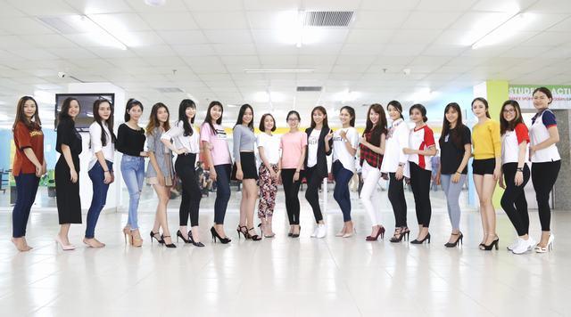Miss UEF top 21