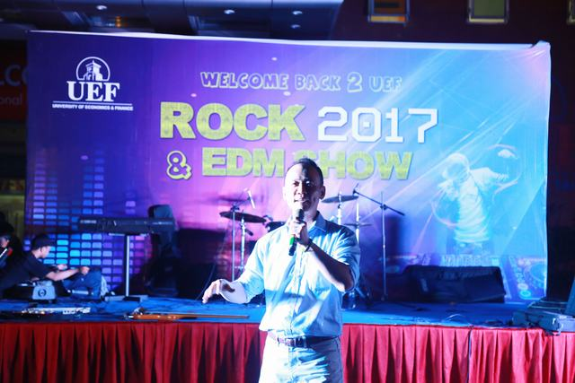 Rock and EDM show UEF 2