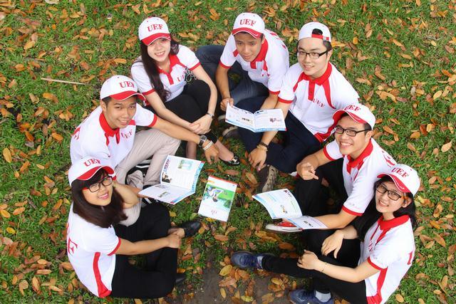 Xét tuyển học bạ THPT tại UEF giúp thí sinh mở rộng cánh cửa vào đại học chuẩn quốc tế